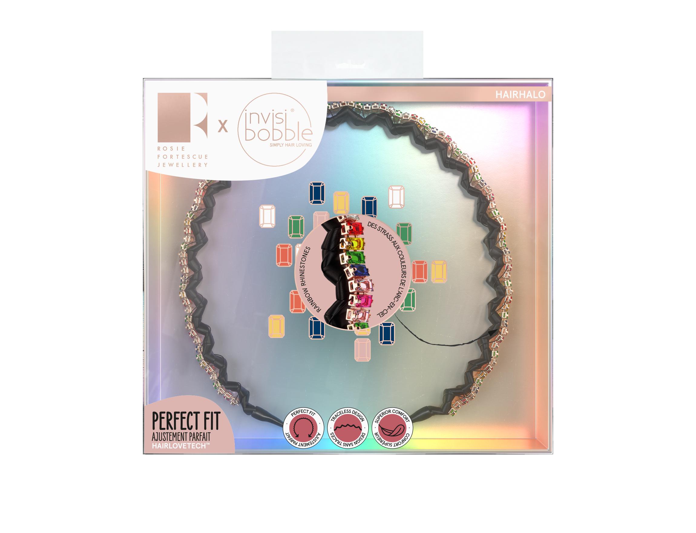 invisibobble® Rosie Fortescue Hair Halo Trendy Treasure