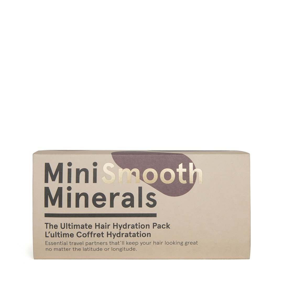 O&M Mini Smooth Minerals Kit (5x50ml)