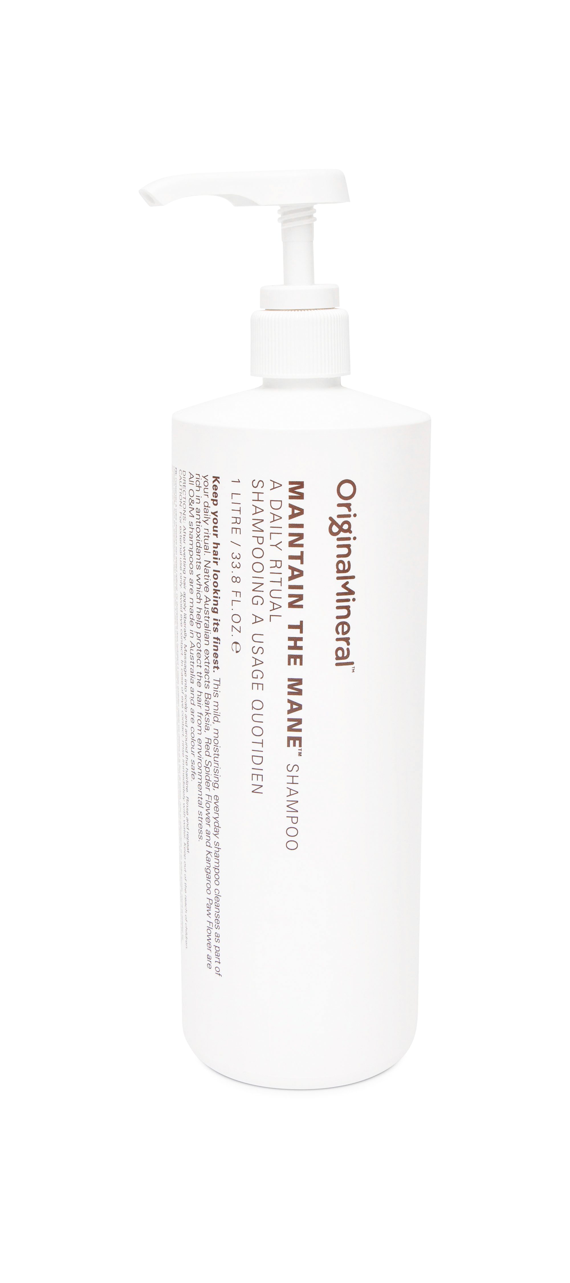 O&M Maintain the Mane Šampon 1L