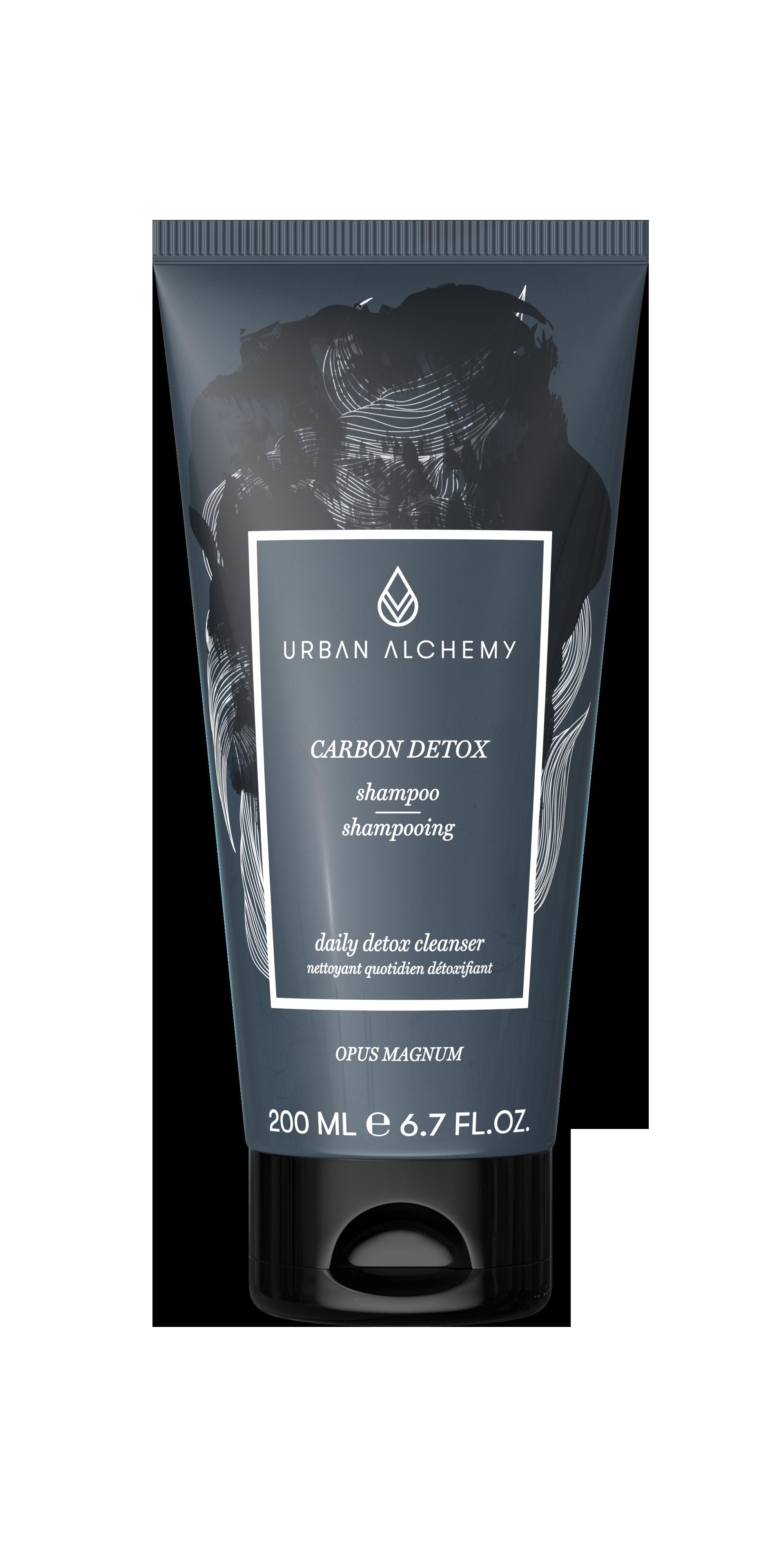 OPUS MAGNUM Carbon Detox Shampoo