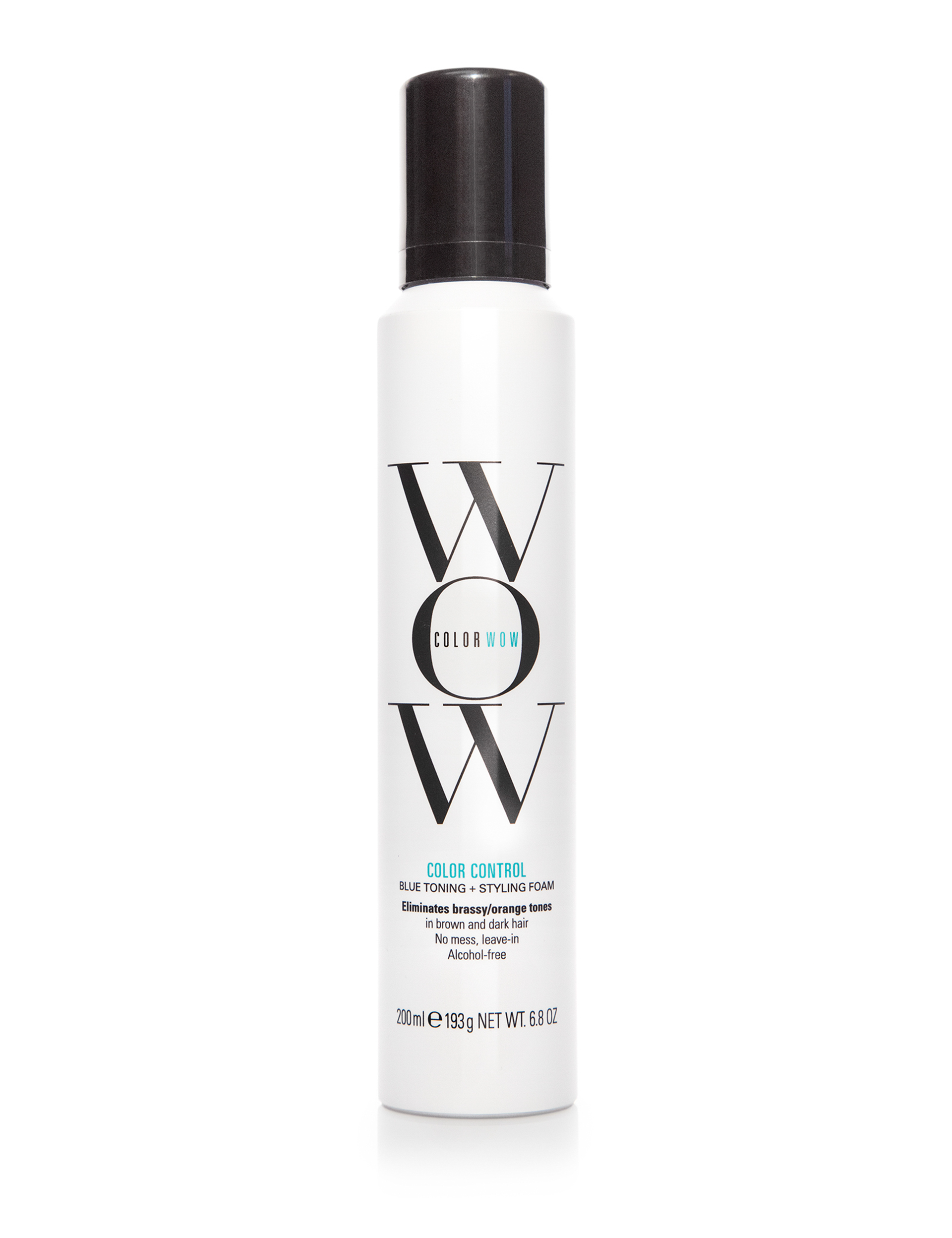 color Wow Color Control Blue Toning and Styling Foam